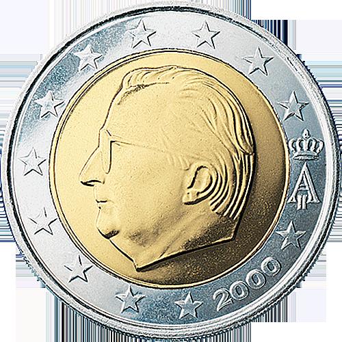 1999 2 euro coin
